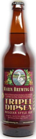 Marin Tripel Dipsea Belgian Style Ale