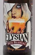 Elysian B�te Blanche Belgian Tripel (2011 and later)