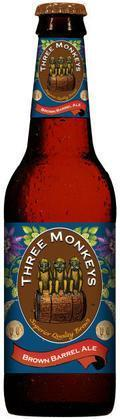 Three Monkeys Brown Barrel Ale