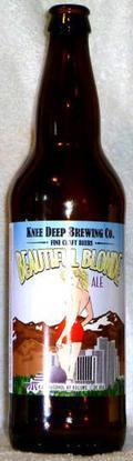 Knee Deep Beautiful Blonde Ale