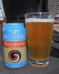 Two Brothers Pahoehoe Golden Ale