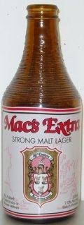 Mac�s Extra  - Malt Liquor