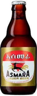 Asmara Lager Beer