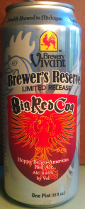 Brewery Vivant Big Red Coq