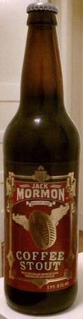 Epic Jack Mormon Coffee Stout
