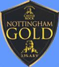 Castle Rock Nottingham Gold