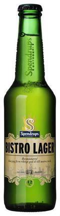 Spendrups Bistro Lager