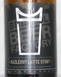 Bristol Beer Factory Hazelnut Latte Stout - Stout