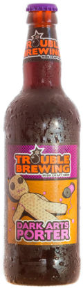 Trouble Brewing Dark Arts Porter