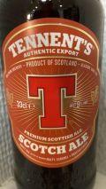 Tennents Scotch Ale