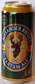 Alexander Keiths Tartan Ale