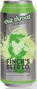Finch Cut Throat Pale Ale