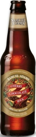 Samuel Adams Cherry Chocolate Bock