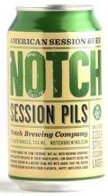 Notch Session Pils - Czech Pilsner (Světl�)