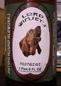 Baying Hound Lord Wimsey�s Mild Pale Ale