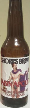 Short�s Raisin Apollo Double IPA - Imperial IPA