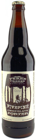 Three Creeks FivePine Chocolate Porter