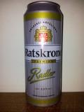 Ratskrone Radler (can - Edeka)