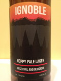The Tap Ignoble Lager