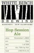 White Birch Hop Session Ale