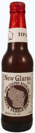 New Glarus Thumbprint Series IIPA