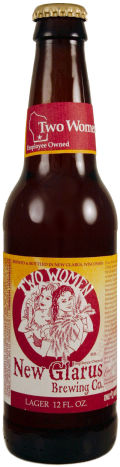 New Glarus Two Women Lager (2011-)