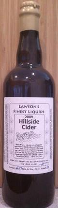 Lawson�s Finest Hillside Cider 2009 - Cider