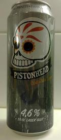 Brutal Brewing Pistonhead Low Ridin� Lager 4.6%