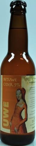 UWE Betuwe Cider Oranje (5%)