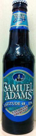 Samuel Adams Latitude 48 Deconstructed IPA - East Kent Goldings - India Pale Ale (IPA)