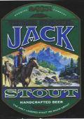 Saxer Three Finger Jack Stout - Stout