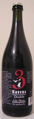 3 Ravens Double Ale Noir