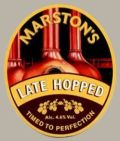 Marston�s Late Hopped