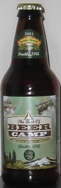 Sierra Nevada Beer Camp Double IPA