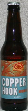 Redhook CopperHook Spring Ale - Amber Ale
