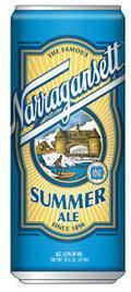 Narragansett Summer Ale - American Pale Ale