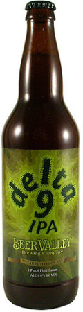 Beer Valley Delta 9 IPA