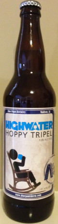 Blue Pants Highwater Hoppy Tripel
