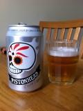 Brutal Brewing Pistonhead Cruisin' Lager