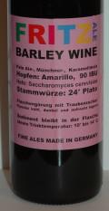 Fritz Ale Barley Wine - Barley Wine