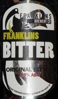 Franklins Bitter - Bitter