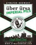 Atwater �ber �rsa Imperial Pils