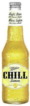 Miller Chill Lemon
