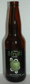 Brasseurs De Montr�al � Fruit Pomme - Fruit Beer