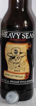 Heavy Seas Mutiny Fleet Letter of Marque 2011: Belgian Dubbel - Abbey Dubbel