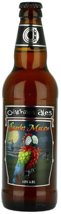 Oakham Scarlet Macaw