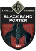Kirkstall Black Band Porter