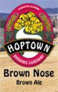 HopTown Brown Nose Brown Ale
