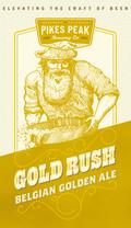Pikes Peak Gold Rush Belgian Golden Ale