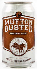 Payette Mutton Buster Brown Ale - Brown Ale